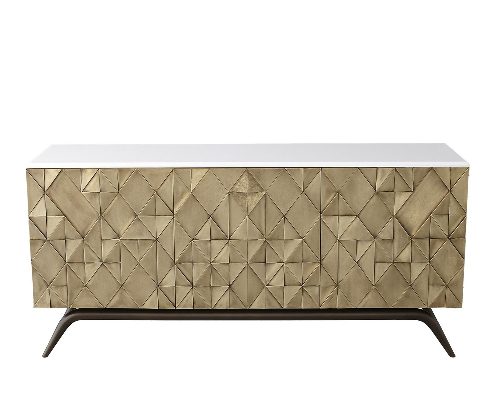Global Views_Triangle Cabinet Brass_interiors_products_main
