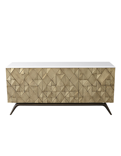 Global Views_Triangle Cabinet Brass_products_main