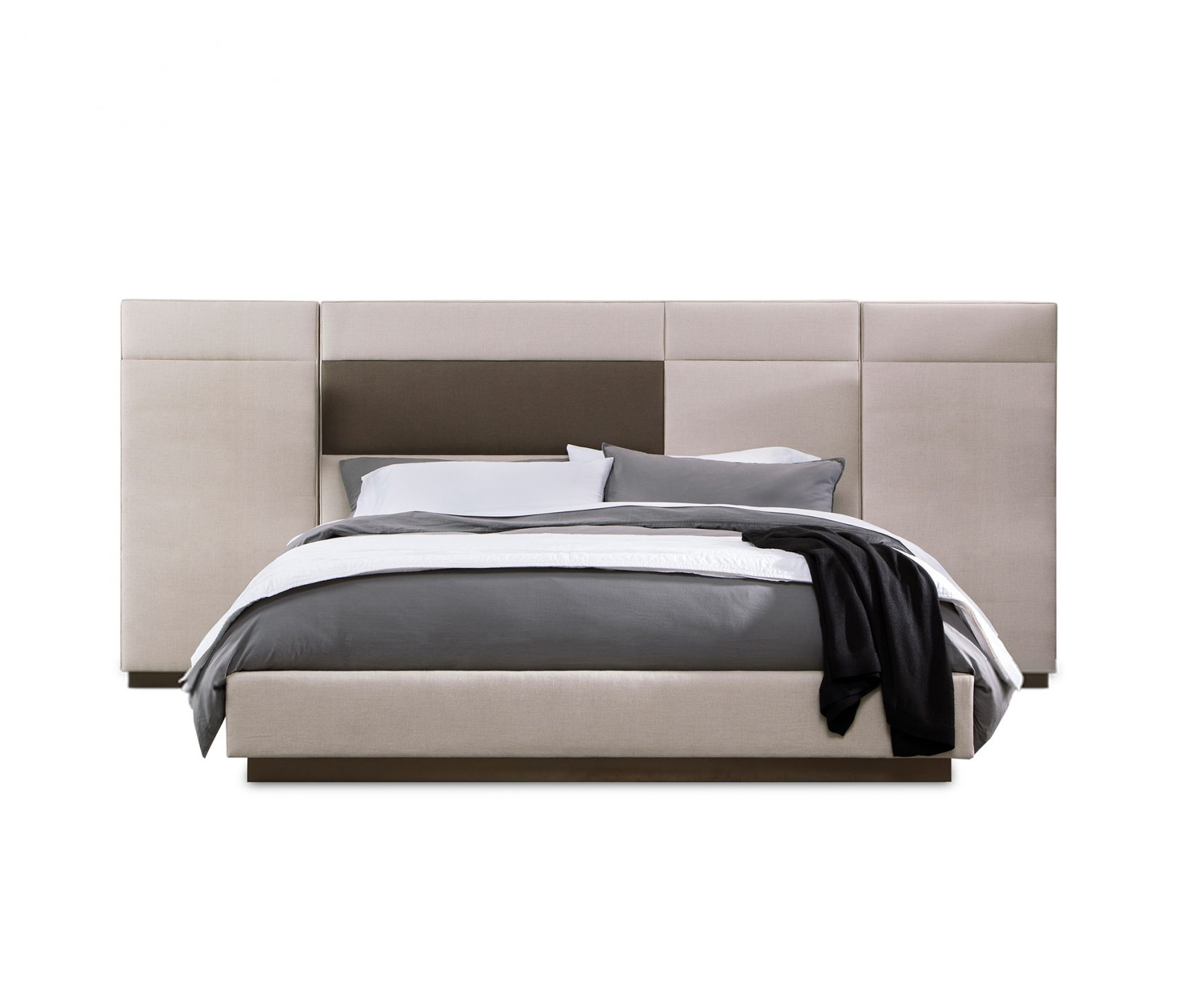 Interlude Home_Quadrant Bed with Side Panels_int_products