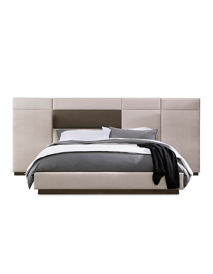 Interlude Home_Quadrant Bed with Side Panels_products_main